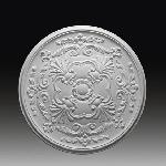 Арт.1.56.024 Потолочная розетка (диаметр 500мм)