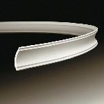 Арт.1.50.160FLEX Карниз-флекс 2000х51х70мм