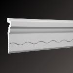 Арт.1.50.268 Карниз с орнаментом 2000х170х33 мм